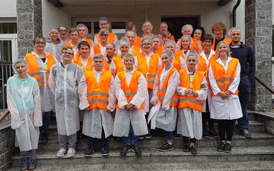 DAY VISIT in Rothenkirchen bei COTY