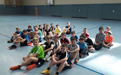 Schulmeisterschaften im Fußball