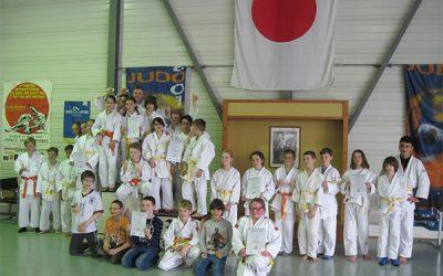Judo Mix Wettkampf am 14. März 2019 in Chemnitz