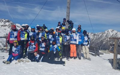 Skilager Südtirol 2019