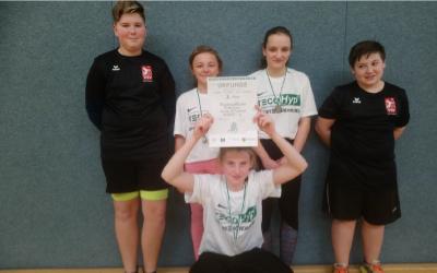 Seminarvolleyballerinnen holen Vizemeistertitel beim Regionalfinale der WK IV