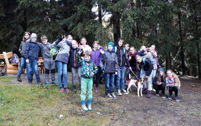 Waldtag Klasse 5b