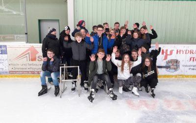 Eislaufen Schönheide