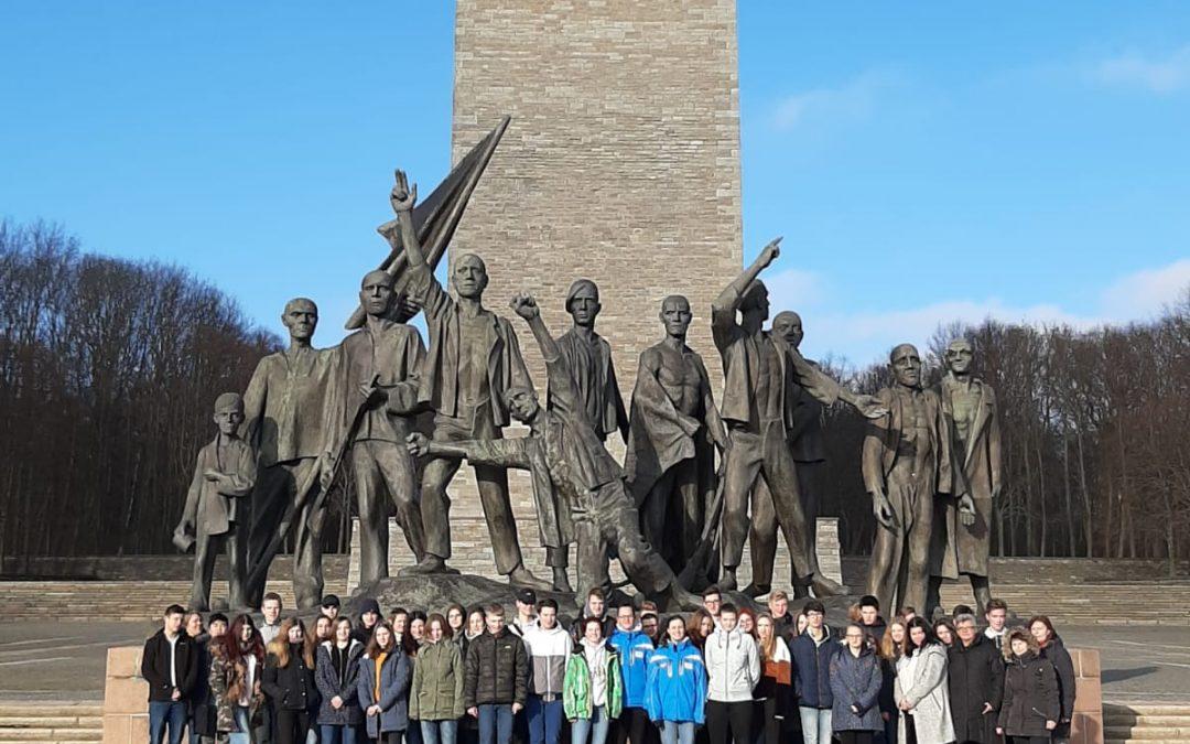 Besuch der Mahn-und Gedenkstätte Buchenwald