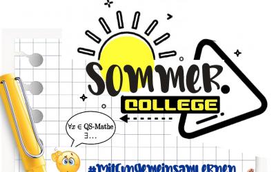 Sommercollege – Ein Ferienangebot der besonderen Art