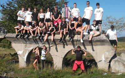 Abschlussfahrt Klasse 10a nach Usedom