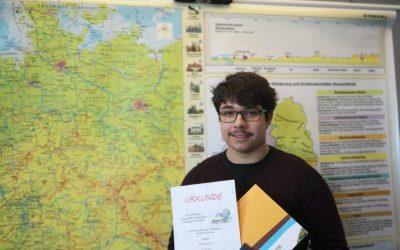 15. Sächsische Geographie-Olympiade – Stufen 2 und 3