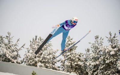 Erfolgreiche Teilnahme bei der Junioren WM in Lahti