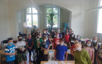 Unsere erste Woche an der Seminarschule